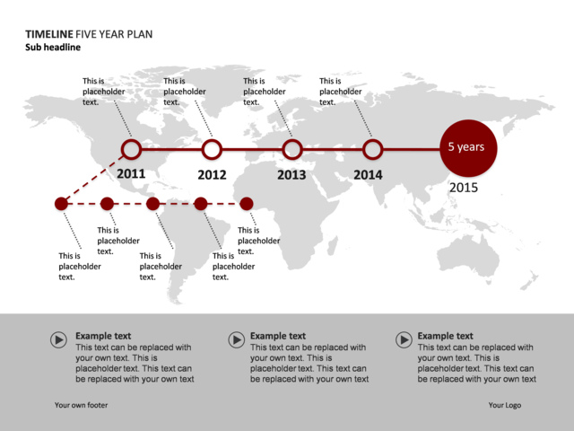 powerpoint slide   timeline diagram    years   world map   p       powerpoint slide   timeline diagram    years   world map   p